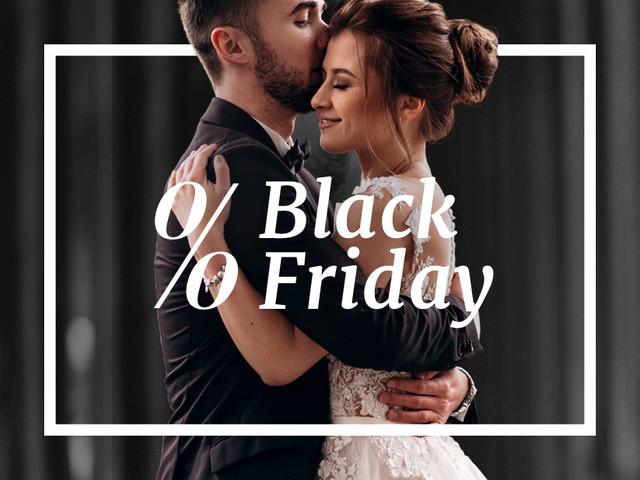 Black Friday spécial mariage : offrez-vous les plus beaux cadeaux