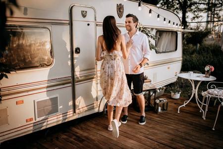Caravane, camping-car, offrez-vous une lune de miel riche d'aventures !