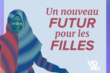 VOW et Mariages.net, unis contre le mariage d'enfants