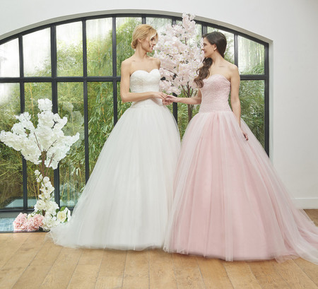 Robes de mariée Miss Paris : une collection 2019 qui ose la couleur !