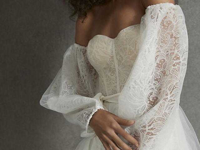 David's Bridal 2020 : des robes de mariée séduisantes pour toutes les morphologies