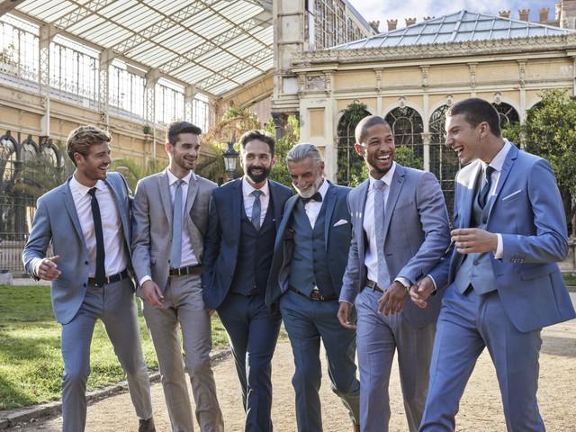 Father & Sons : la nouvelle collection de costumes de mariage va vous enchanter
