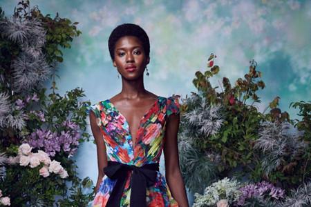 Les robes de soirée Marchesa 2021 : un concentré de 5 tendances cocktail printemps