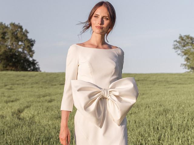 50 robes de mariée col bateau : à vous le décolleté charmeur