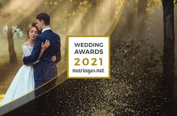 Wedding Awards 2021 : les nouveaux gagnants enfin dévoilés