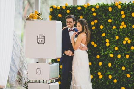 VIP Box Classic : la référence de l'animation photobooth de mariage