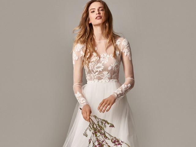 Anna Kara 2019 : des robes de mariée pour une beauté au naturel