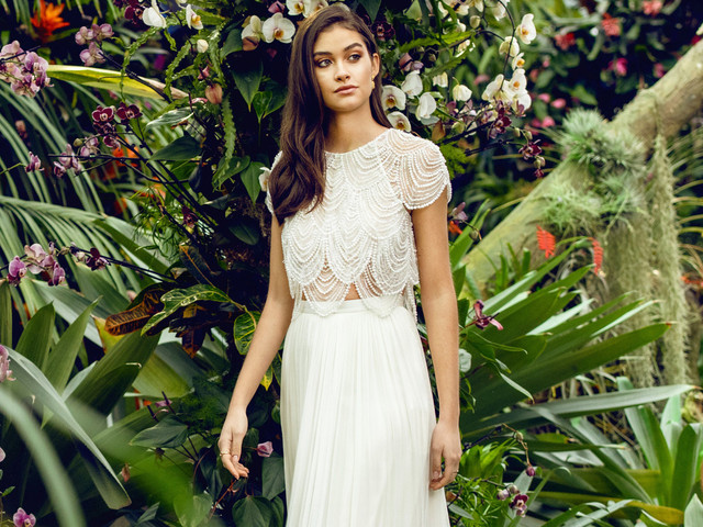 Catherine Deane collection 2020 : des robes de mariée au summum de la féminité