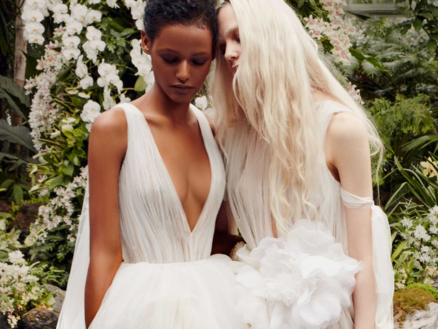 Vera Wang dévoile sa collection printemps 2020 de robes de mariée !