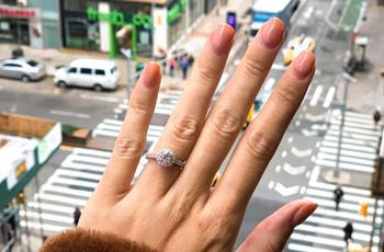 6 bagues de fiançailles des influenceuses : quelle est votre préférée?