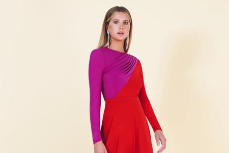 Robes de soirée Victoria 2021 : le bicolore et bien d'autres atouts de la collection