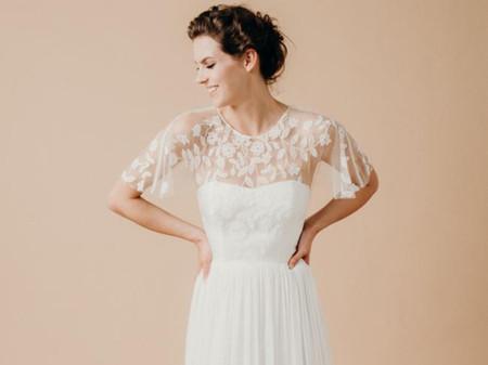 Kisui Berlin : des robes de mariée aux doux accents bohèmes