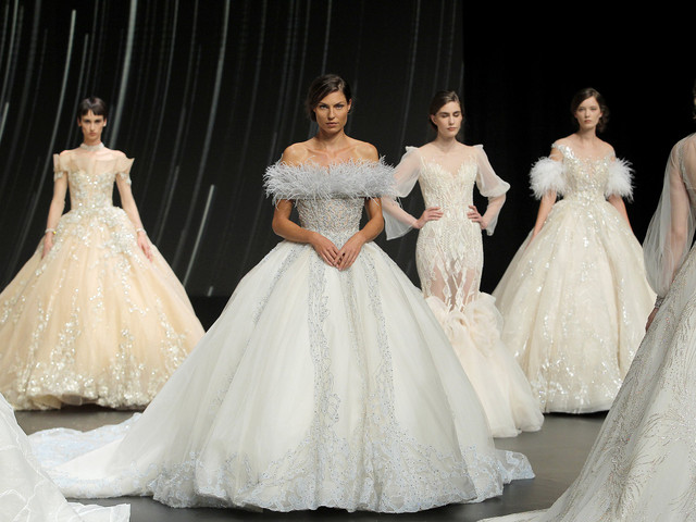 Robes de mariée The Atelier 2021 : tout ce qui brille !