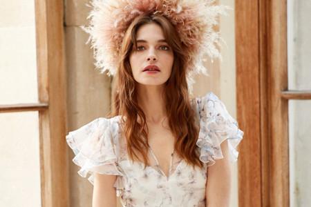 Robes de mariée Temperley London 2022 : cols montants, volants... du mouvement !