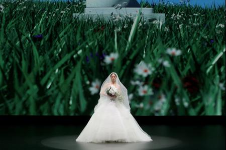 Défilé YolanCris : les robes 2021 pour une nouvelle génération de mariées