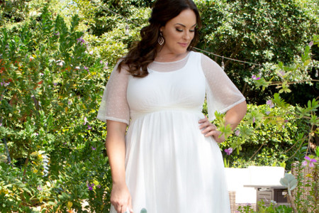 Robes de mariée Kiyonna 2021 : le Plus Size hautement romantique !