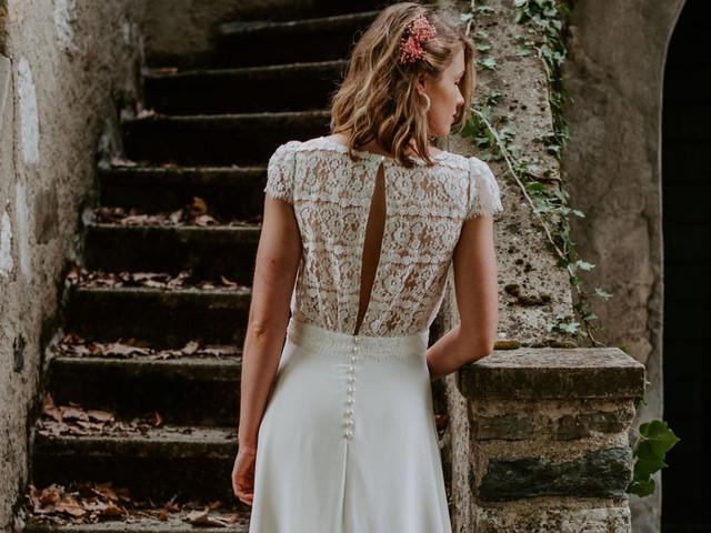 Adeline Bauwin 2021 : 3 raisons de succomber à sa nouvelle collection de robes de mariée