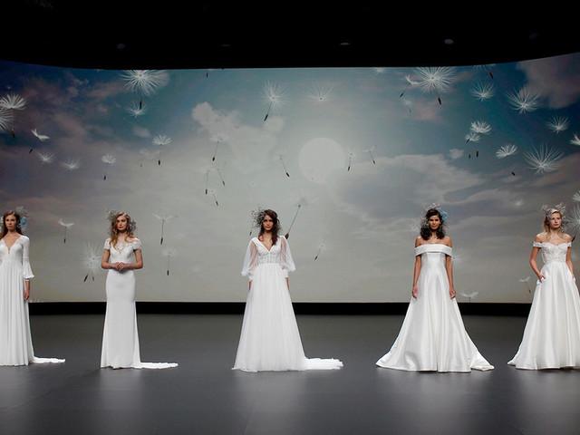 Robes de mariée #WeDoEco : la première ligne écologique du groupe Pronovias