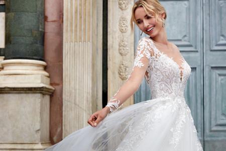 75 robes de mariée aériennes : grand renfort de tulle et autres secrets