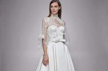 Robes de mariée Blumarine 2021 : un romantisme d'un nouveau genre