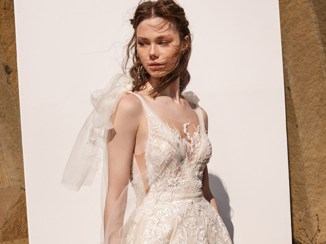 Eva Lendel - Pure Essence : des robes de mariée pour exprimer toute votre personnalité