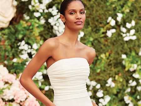 Les 50 plus belles robes de mariée avec décolleté bustier de cette année