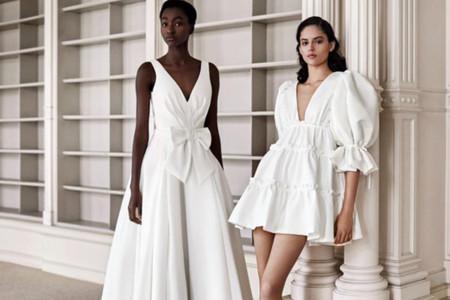Viktor & Rolf 2021 : des robes pour mariage architecturales et stylisées