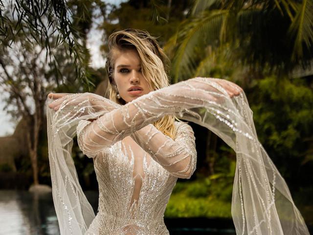Dylan Parienty 2021 : deux collections spectaculaires de robes de mariée Haute Couture