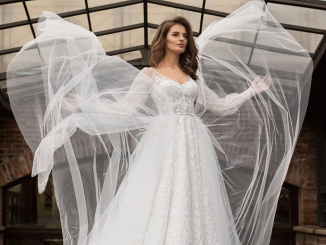 Robes de mariée Tanya Grig 2021 : l'ange du mariage, c'est vous !