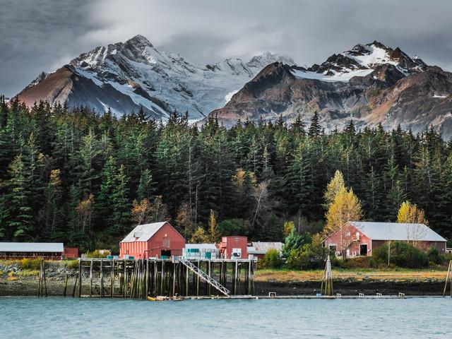 Lune de miel en Alaska : enfin le calme et une nature bluffante !