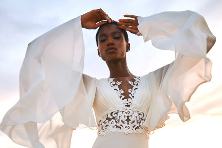 Pronovias 2022 : robes de mariée inspirées d'Afrique et d'Orient, un beau conte de fées vous attend !