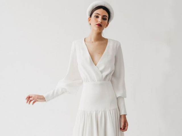 Cherubina - robes de mariée 2020 : une collection sublimement rétro baptisée Saudade