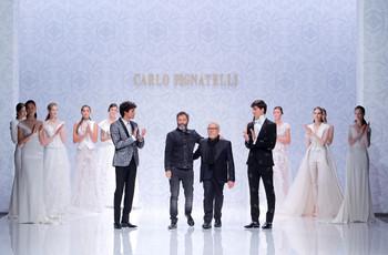 Carlo Pignatelli - les costumes de marié 2020 qui ont illuminé la VBBFW