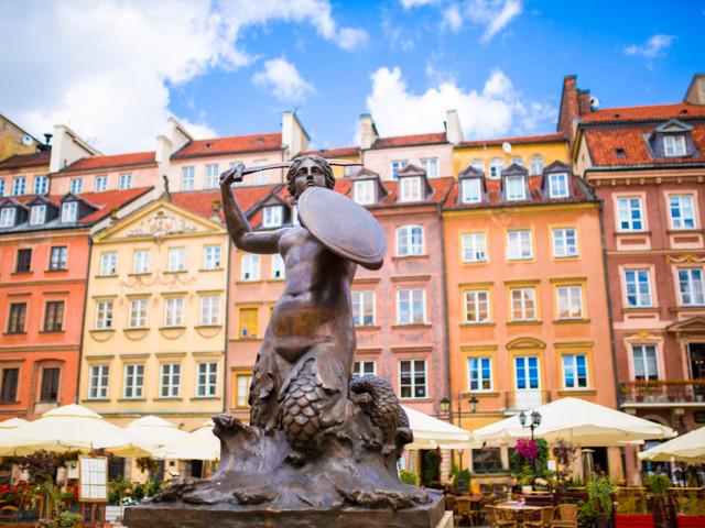 Lune de miel en Pologne, promenade romantique entre ville et campagne