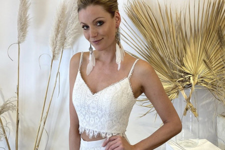 10 robes de mariée de la collection Linea Raffaelli 2021 qui vous feront succomber !