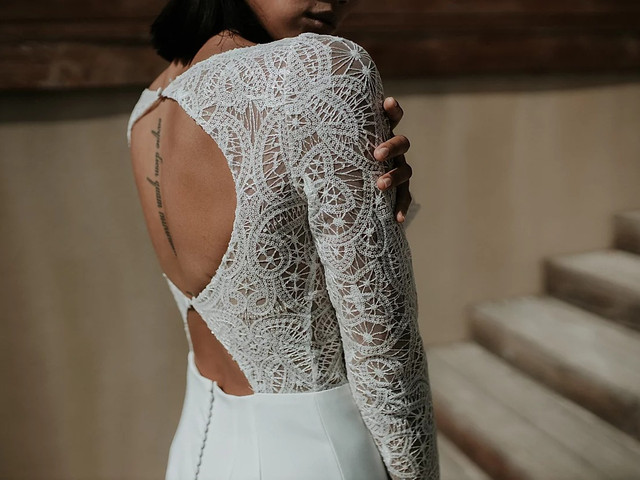 Robes de mariée Manon Gontero : la collection Honeymoon