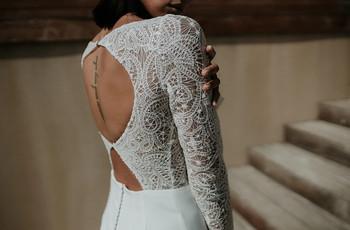 Robes de mariée Manon Gontero : la collection Honeymoon