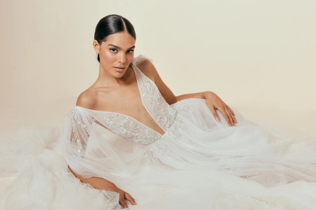 Les 100 plus belles robes de mariée 2021 : découvrez nos coups de cœur !