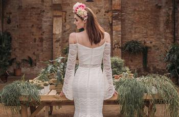 La collection Fara Sposa 2021 résumée en 5 robes de mariée emblématiques