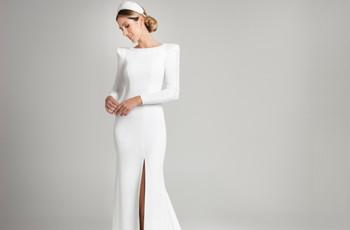 Franc Sarabia 2021 : une collection de robes de mariée qui va à l'essentiel