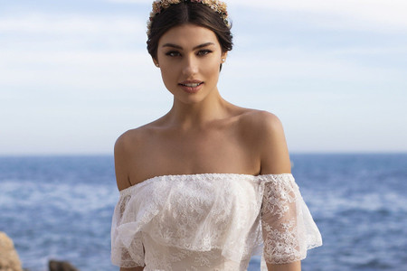 Robes de mariée White One 2021 : la collection Daydream