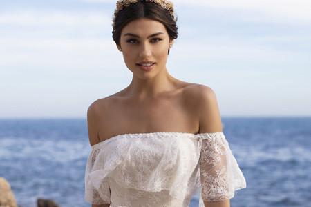 Robes de mariée White One 2021 : la collection Daydream