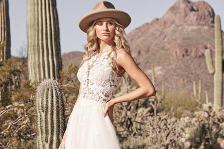Lillian West 2021 : des robes de mariée pour une ambiance country-chic