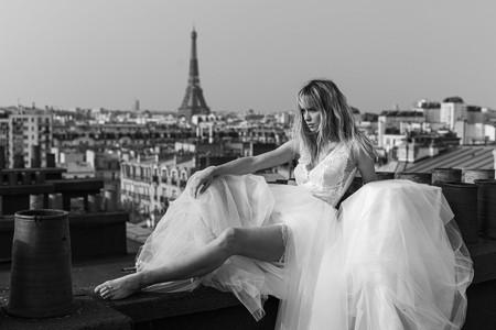 Cymbeline 2022 - collection 7ème Ciel : des robes de mariée comme un envol vers la liberté retrouvée !