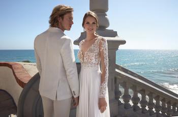 Novia d'Art collection 2020, des robes de mariée élégantes et créatives