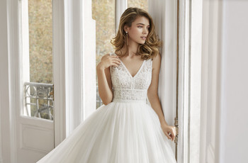 Nouvelles collections de robes de mariée Aire Barcelona pour 2020
