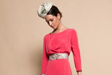 Vos désirs de mode chic et colorée, comblés avec les robes de soirée Matilde Cano 2021 !