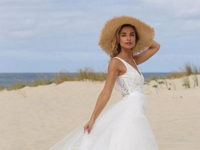 Dune by Marie Laporte : une collection de robes de mariée 2021 légère comme la brise !