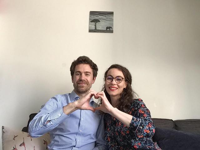 Linda et Julien - gagnants du 72ème tirage au sort de Mariages.net : « On rendra cette journée encore plus belle »