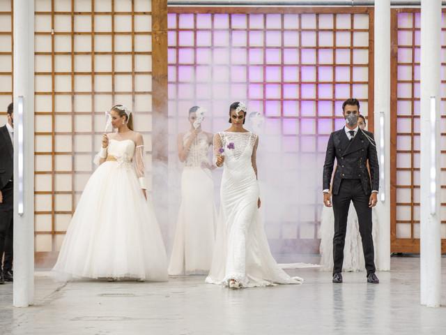 Robes de mariée Jordi Dalmau 2021 : une véritable révolution !